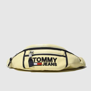 Tommy Hilfiger Yellow Tj Heritage Bumbag Bags