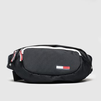Tommy Hilfiger Black Cool City Bumbag Nyl Bags