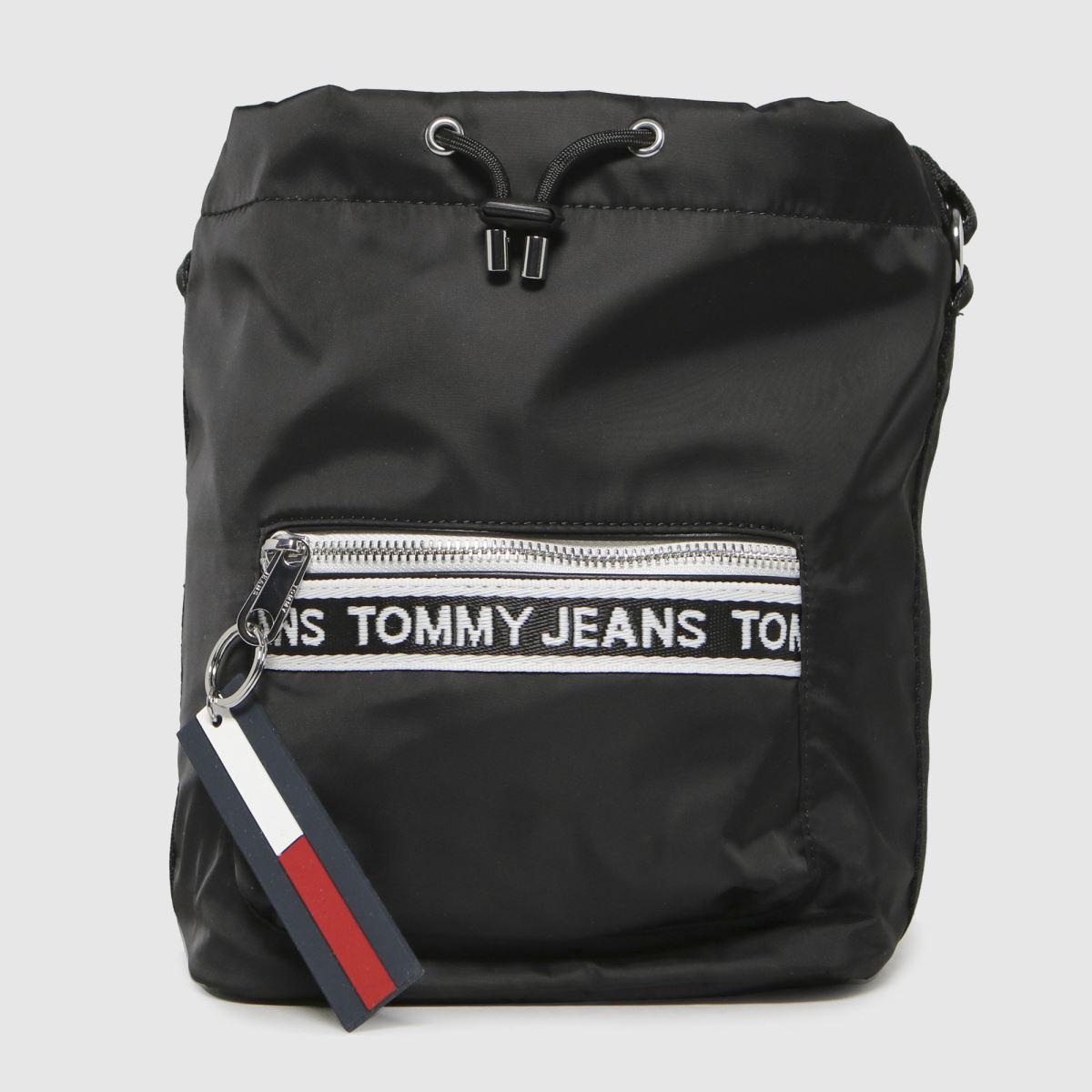 Tommy Hilfiger Black & White Tjw Mini Logo Tape