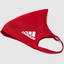 adidas 3 Pack Face Cover Small 1