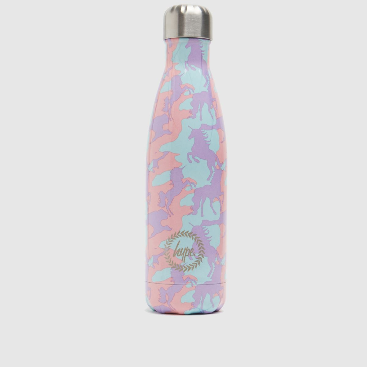 Hype Multi Unicorn Camo Bottle