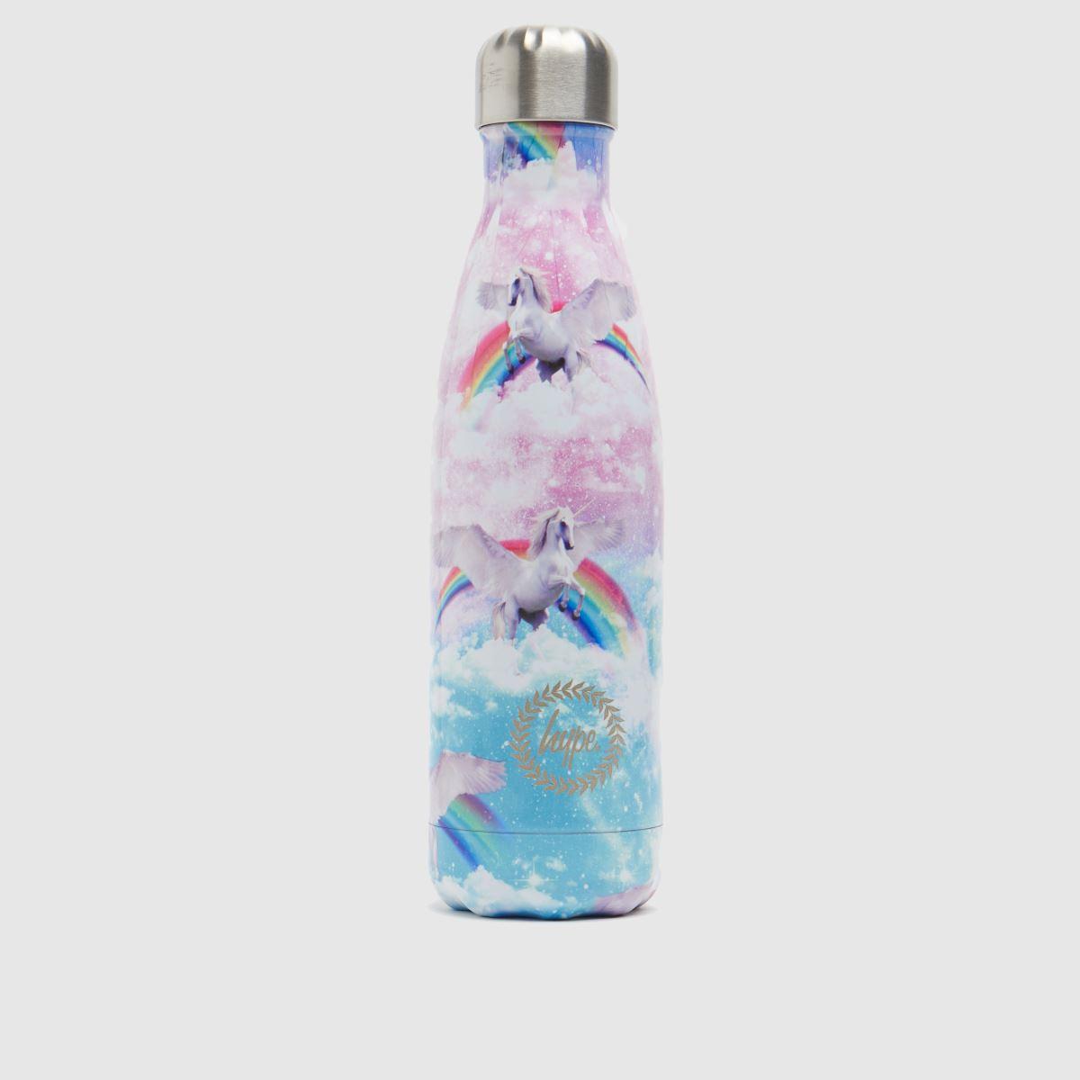 Hype Multi Unicorn Water Bottle
