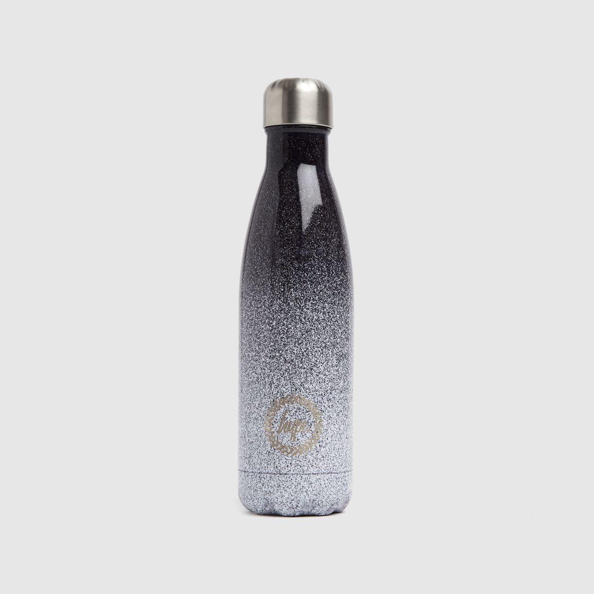 Hype Black & White Mono Speckle Fade Bottle