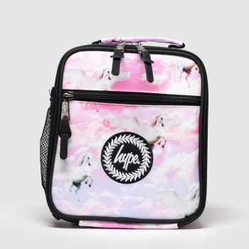 Hype Pink Lunch Bag Accessory