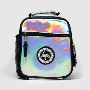 Hype Silber Lunch Bag Accessoire