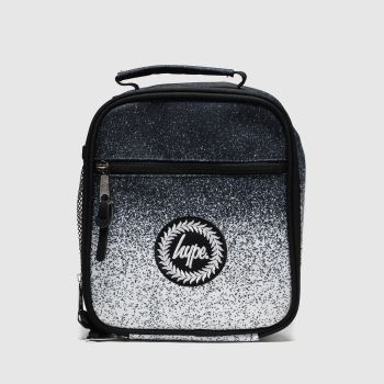 Hype Black & White Lunch Bag Accessory