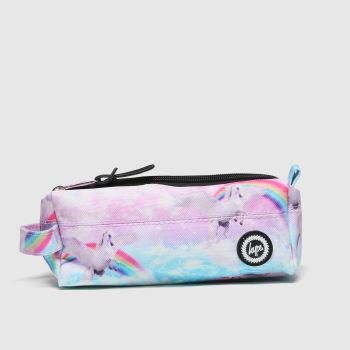 Hype Pale Pink Pencil Case Bags