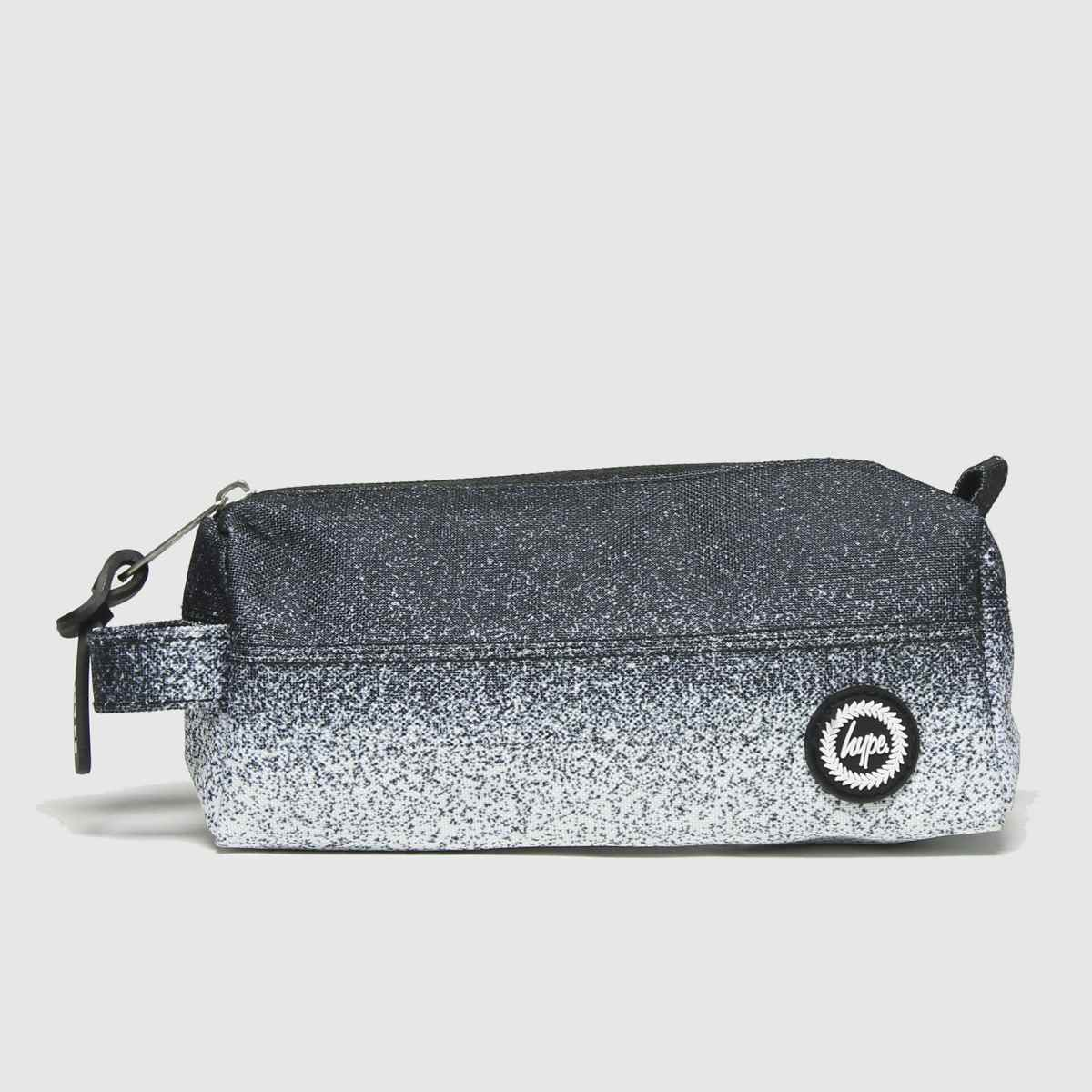 Hype Black & White Pencil Case