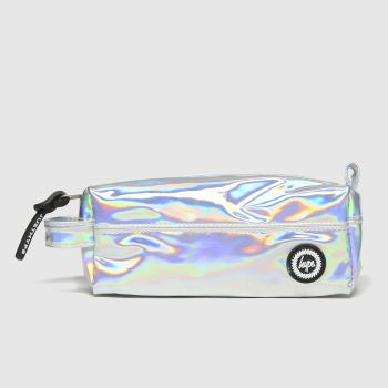 accessories Hype silver pencil case