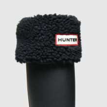Hunter Kids Sheepy Fleece Cuff 1