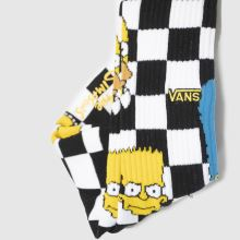 Vans X The Simpsons Crew Kids 1