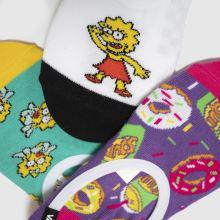 Vans Simpsons Canoodles 3pk 1