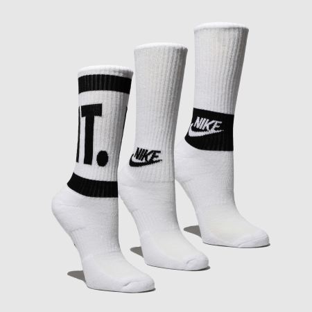 Nike Cushioned Crew Training 3 Packtitle=