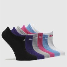 Nike kids no show sock 6 pack 1