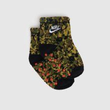 Nike Baby Gripper Socks 3 Pack,2 of 4