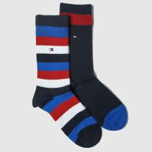 Tommy Hilfiger Kids Basic Stripe 2pk 1