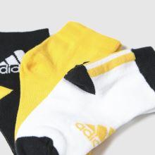 Adidas Kids Lk Ankle S 3pk 1
