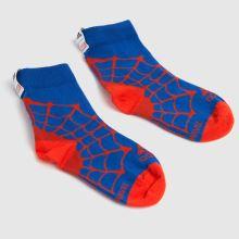 adidas Kids Spiderman Socks 3pk,2 of 4