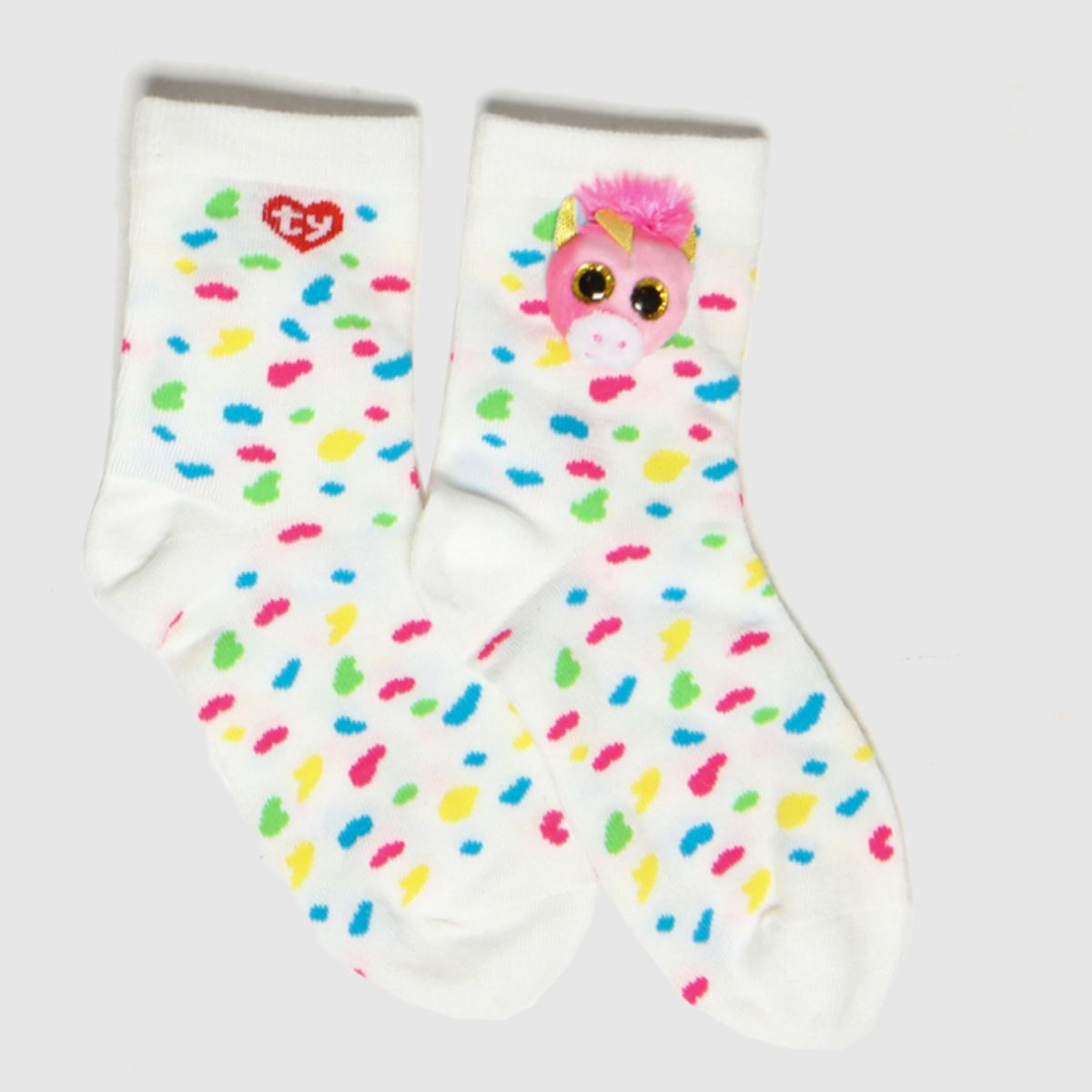 TyUK Multi Kids Sock Fantasia 1pk