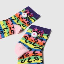 TyUK Kids Sock A Boos Dotty 1pk 1
