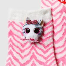 TyUK Kids Kiki Sock 1 Pack,3 of 4