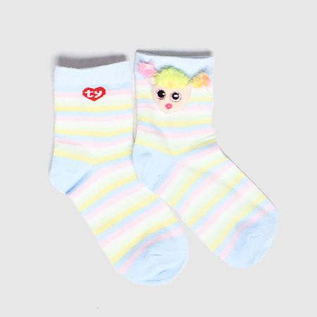 TyUK Kids Sock Rainbow 1pktitle=