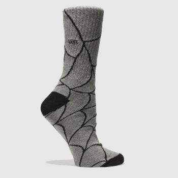 Vans Grey Marvel Spider-Man Socks