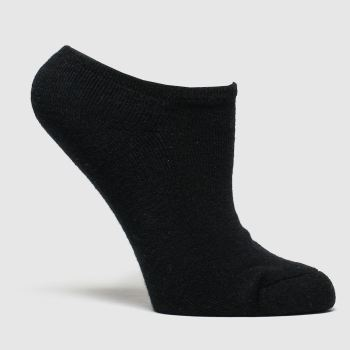 Schuh Black S/m Footie 5pk c2namevalue::Socks