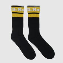 Dr Martens Athletic Logo Sock 1pk 1