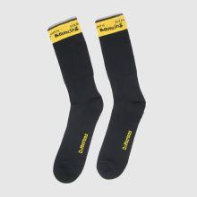 Dr Martens Dna Heel Loop Sock 1