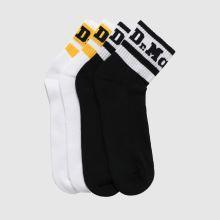Dr Martens Short Athletic Socks 2 Pack,2 of 4