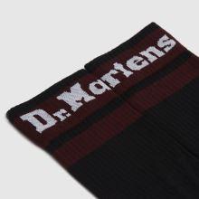 Dr Martens Athletic Logo Sock 1 Pack,4 of 4