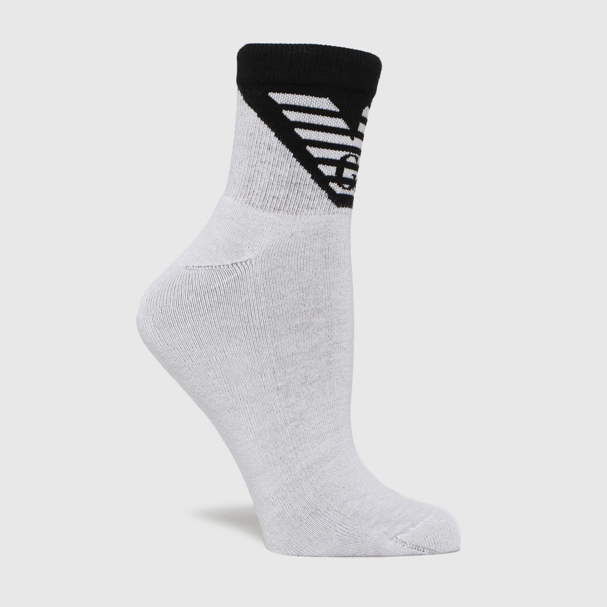 ARMANI Black & White 2 Pack N-shoe