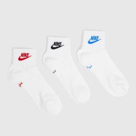 Nike Essential Ankle Socks 3 Packtitle=