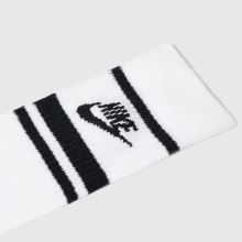 Nike Essential Crew Socks 3 Pack,3 of 4