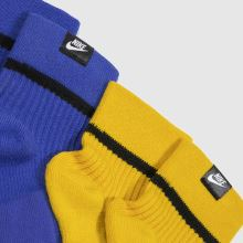 Nike Essential Socks 2pk 1
