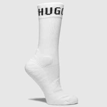 BOSS White & Black Rs Sport Socks Socks