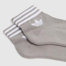 adidas Tref Ankle Sock 3 Pk 1