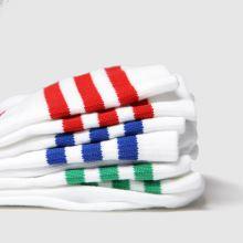 adidas Mid Cut Crew Sock 3pk 1