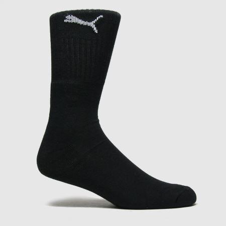 PUMA Unisex Crew Sock 3pktitle=