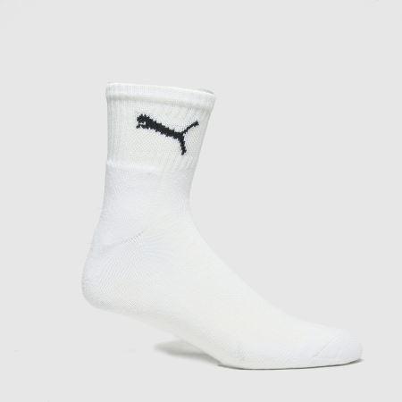 PUMA Unisex Short Crew Sock 3 Pktitle=