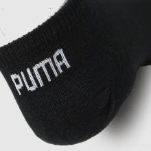 PUMA Unisex Trainer Liner 3pk 1