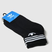 Adidas Trefoil Ankle Sock 1