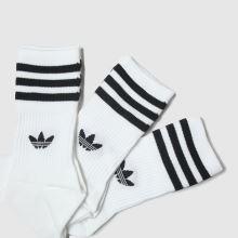 Adidas Mid Cut Crew 3 Pk 1