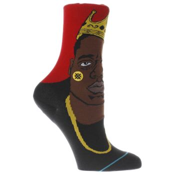 Stance Brown Notorious B.I.G Socks