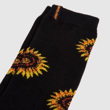 Santa Cruz Sunflower Sock 2pk,4 of 4