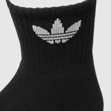 adidas Mid Ankle Sock 3pk 1