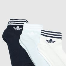adidas Ankle Sock 3pk 1
