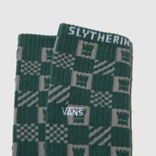 Vans hp slytherin crew 1