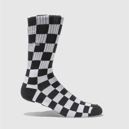 Vans Checkerboard Ii Crew 1pktitle=